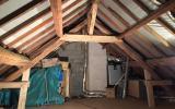 Restauration d'une ferme traditionnelle par l'entreprise ML OSSATURE située à Quincy-Voiins 77860 (Île-de-France)