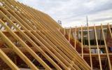 Travaux de charpente par l'entreprise ML Ossature située à Quincy-Voisins