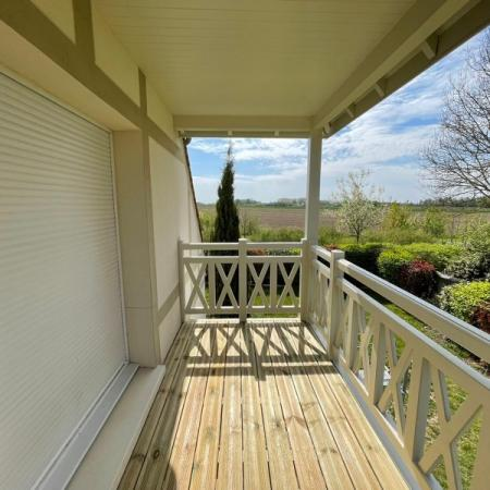 Création de balcon par l'entreprise ML OSSATURE située à Quincy-voisins 77860 (Ile-de-France)